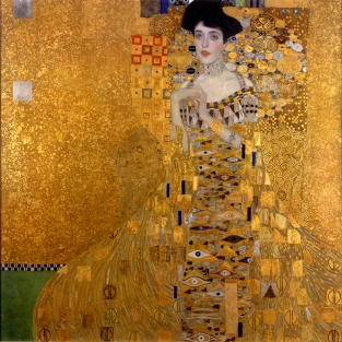 Adele Bloch-Bauer I de Gustav Klimt By Gustav Klimt - 1. The Yorck Project: 10.000 Meisterwerke der Malerei. DVD-ROM, 2002. ISBN 3936122202. Distributed by DIRECTMEDIA Publishing GmbH.2. Neue Galerie New York, Public Domain, https://commons.wikimedia.org/w/index.php?curid=153485