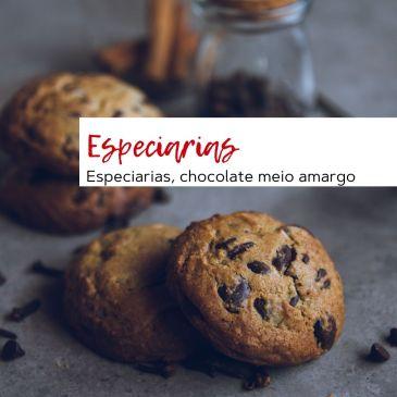Cookie Especiarias